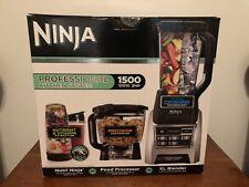 Ninja Professional Kitchen System - Ninja 1500W 2HP XL Blender - Black