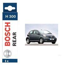 Bosch Rear Window Windscreen Wiper Blade 300mm Toyota Aygo 2005-2019