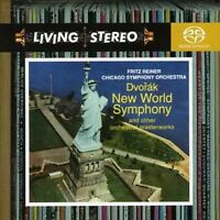 Fritz Reiner, A. Dvo - Symphony No 9: From the New World [New SACD] Hybrid SAC