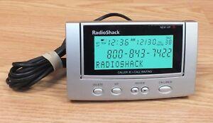 Genuine Radio Shack (43-3903) Battery Operated Caller ID / Call Waiting *READ*