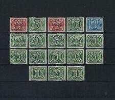 Postfrische Briefmarken aus den Niederlanden & Kolonien mit als Satz