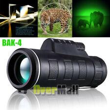 40X60 Binoculars with Night Vision BAK4 Prism High Power Waterproof Telescope