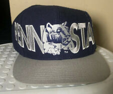 Penn State Nittany Lions Green Under Brim Vintage SnapBack Hat by Signatures