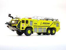 """""""Boeing Fire Department"""" - Oshkosh Striker 3000 ARFF Fire Engine - 1/50 TWH"""