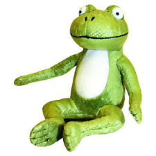 Room on The Broom Frog Soft Toy 7 Inch Cuddly Green Children's Gift Bedtime Idea