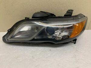 2013 2014 2015 Acura RDX Left Headlight Xenon OEM