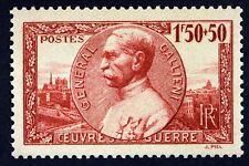 FRANCE JOSEPH SIMON GALLIENI TIMBRE NEUF N° 456 **  MNH 1940    B4
