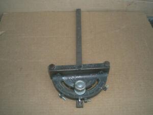 Vintage Miter gauge for Delta Table Saw