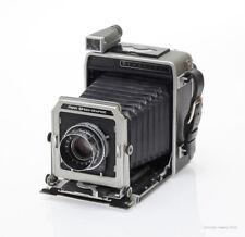 Rare Graflex Super Graphic 4x5 Metal Field Camera w/ 135mm Lens (1220-6)