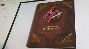 Dungeon Masters Guide  AD&D TSR WOTC NEW Reprint hardcover Gary Gygax book