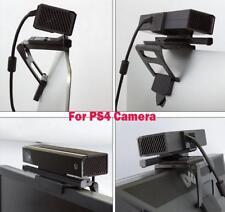 New TV Mount Clip Stand Bracket for SONY PLAYSTATION 4 PS4 EYE Sensor Camera
