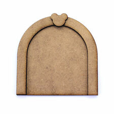 3D Mousehole MDF Kit. Mouse Hole Shape. Bedroom Wall Decoration. Skirting Board.