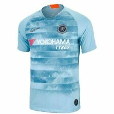 NWT Authentic Nike VaporKnit Chelsea FC Player Issue Soccer Jersey Size Mens L