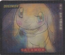 Collector Card; Digimon ...Digi-FX 3D ( Salamon-Gatomon ) 2000'
