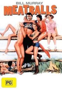 MEATBALLS starring Bill Murray (DVD, 2011) - LIKE NEW!!!