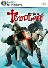 22571/THE FIRST TEMPLAR  POUR PC NEUF SOUS BLISTER