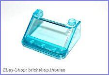 Lego Cockpit Windschutzscheibe transparent hellblau - 57783 - light blue NEU/NEW
