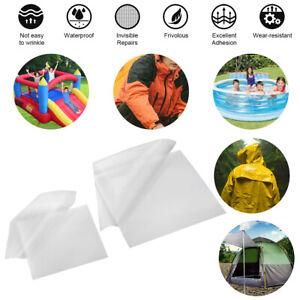 Self Adhesive Waterproof TPU Patch Jackets Umbrellas Tents Raincoat Pool Repair