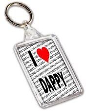 I Love Dappy Keyring - Gift - Birthday - Christmas - Stocking Filler