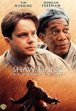 Sealed The Shawshank Redemption DVD