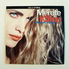 MERETE VAN KAMP : PLEASURE AND PAIN ♦ CD Single Promo ♦