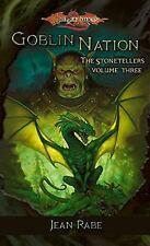 Dragonlance: Stonetellers: Goblin Nation by Jean Rabe (2009, Paperback)