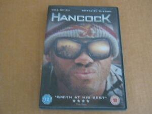 HANCOCK (DVD) WILL SMITH