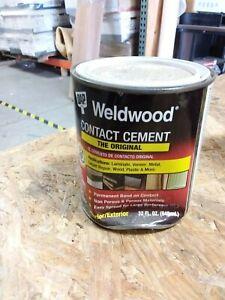 4837000273Weldwood Original Contact Cement 32 OZ
