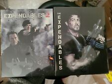 Filmarena FAC The Expendables / Expendables 2 Steelbook Bluray New Sealed