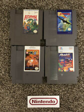 River City Ransom Abadox Stealth ATF Astyanax Nintendo NES Authentic