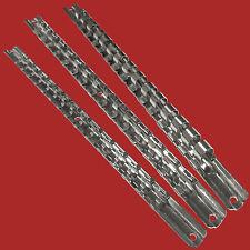 3x 15 Clips Steckleiste für Steckschlüssel 1/4+3/8+1/2 Zoll Nuss Steckschiene Se