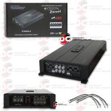 ORION ZT5000.4 ZT 4-CHANNEL CLASS AB CAR AMP AMPLIFIER 5000W MAX