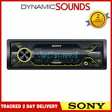 Sony DSX-A416BT - Mechless Media Receiver with Bluetooth, USB MP3 FLAC & AUX