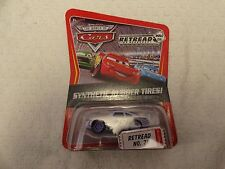 Disney Pixar The World of Cars Retread #79 with Synthetic Rubber Tires Toy