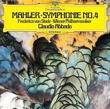 Mahler / Claudio Abbado - Mahler: Symphony 4 [New SACD] Japan - Import