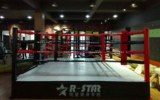 17'x17' Commercial Boxing Ring Pro MMA Cage UFC Octagon Wrestling Mat 289 sqft