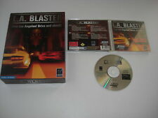 L.A. BLASTER Pc Cd Rom Original BIG BOX - Fast  Secure Post
