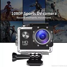 Ultra HD 1080P Action Camcorder 30M Waterproof Sports DV Camera