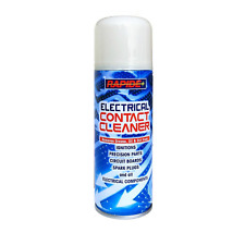 Electrical Contact Cleaner Switch Fast Clean Spray Circuit Board Terminal 200ml