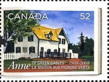 Canada  # 2276b    ANNE OF GREEN GABLES    New 2008 Pristine Issue