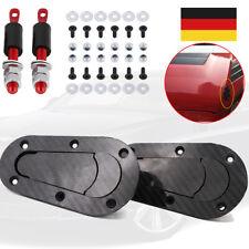 Universal Motorhaube Haubenschloß Schnellverschluss Haubenverschluss   DE
