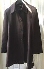 NWT: Searle Wool Coat. Size 8. $800