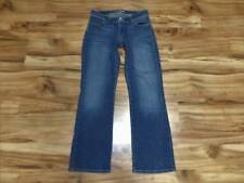 womans Levis size 10 run small - more like a 8 bootcut pants