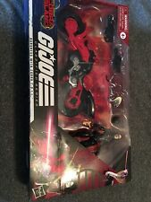 G.I. Joe GI Joe Classified Series Baroness with Cobra Coil Motorcycle IN HAND!!!