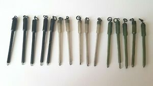 SOLID PVA BAG STEMS,QUICK CHANGE,65mm,CARP FISHING, x 5, 10, or 20. FREE POSTAGE