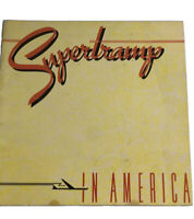 SUPERTRAMP 1979 Breakfast in America Canada Tour Vintage Concert Program Book