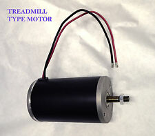 TreadMill 1 hp 220 volt electric DC permanent magnet motor generator 12mm
