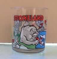 NUTELLA STONELAND SERIES ADVERTISIGN GLASS