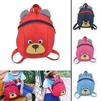Baby Toddler Backpack Kids Safety Strap Harness Dinosaur Reins-Cartoon Bags UK