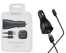 Original Samsung Dual USB KFZ Ladekabel für Galaxy S5 Mini / S4 Mini / S3 Mini